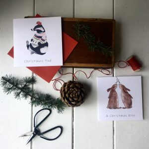 Christmas cards - £2.50 or any 5 for £10